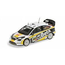 MINICHAMPS 400 088946 Ford Focus diecast model Rossi / Cassina Monza 2008 1:43