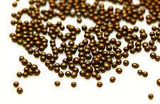 12g Glass Micro Beads No Hole 1.5- 2mm Nail Art Caviar Marbles Micro beads AB23