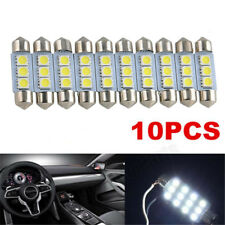 10pcs 36mm Canbus White 3 5050 SMD Festoon LED Light Dome Lamp Bulb for Car Auto