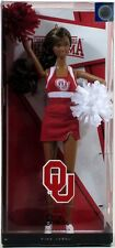 BARBIE COLLECTOR UNIVERSITY OF OKLAHOMA AFRICAN-AMERICAN DOLL 2012 Mattel NEW