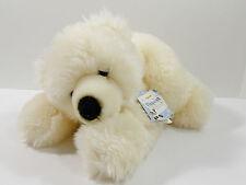 Aurora Flopsies Collection Slushie Polar Bear Plush Bean Filled #01233 EUC w/Tag