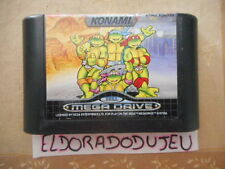 ELDORADODUJEU   TEENAGE MUTANT HERO TURTLES THE HYPERSTONE HEIST SEGA MEGADRIVE