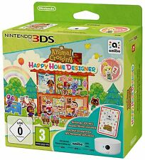 Animal Crossing: Happy Home Des. + NFC 3DS - totalmente in italiano