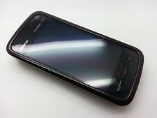 Super Condition Nokia XpressMusic 5800 - Black (Three) Smartphone