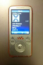 Sony Walkman NWZ-S638F Silver ( 8 GB ) Digital Media Player