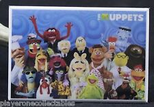 "The Muppets 2"" x 3"" Fridge / Locker Magnet."