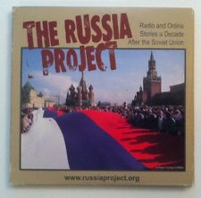 The Russia Project: Radio and Online Stories a Decade After the Soviet Union CD