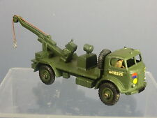 "DINKY TOYS No 626  ""FORD"" MILITARY  RECOVERY WAGON   ""CODE 3""   CONVERSION"