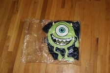 DISNEY MONSTERS INC MIKE PLUSH PILLOW CASE NEW SEALED