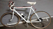 VINTAGE CANNONDALE ROAD/TRACK BICYCLE (CIRCA 1985)
