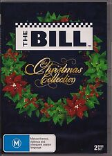 THE BILL : ITV SERIES : CHRISTMAS COLLECTION  DVD -  UK Compatible - sealed