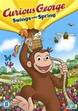 Curious George - Swings Into Spring! (DVD, 2013)