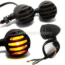 Motorcycle Bullet Tail Brake Turns Signals Light For Harley Iron 883 Night Train