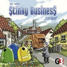 STINKY BUSINESS BOARD GAME BRAND NEW & SEALED CHEAP!!