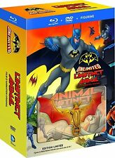 Batman Unlimited: Animal Instincts - Blu Ray Disc & Dvd - With Figurine