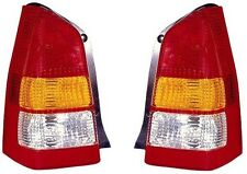 Fits 01 02 03 04 Mazda Tribute Taillight Pair Set Both NEW Taillamp Rear SUV
