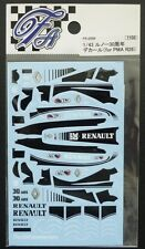 DECALS F'ARTEFICE FR-0008 1/43 RENAULT R26 30th ANNIVERSARY
