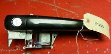 PEUGEOT 207 3DR 2012 PASSENGER SIDE EXTERIOR DOOR HANDLE IN BLACK
