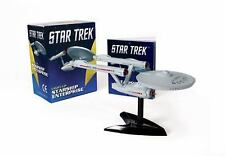 "Star Trek Light-Up Starship Enterprise [With Book(s) and 5"" Assemble-Your-Own Li"