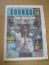 SOUNDS 1990 MAY 19 MISSION LENNY KRAVITZ NEDS ATOMIC DUSTBIN BIG COUNTRY