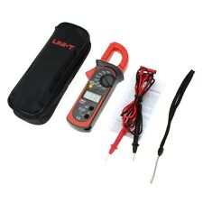 New UNI-T UT200B Digital Handheld Clamp Multimeter Meter Tester AC DC Volt Amp
