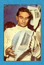 MICROSTORIA DELLE OLIMPIADI 1960 INTREPIDO-Figurina-Sticker - W CALARESE (ITA)2