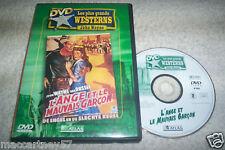 DVD L'ANGE ET LE MAUVAIS GARCON VIEUX WESTERN AVEC JOHN WAYNE