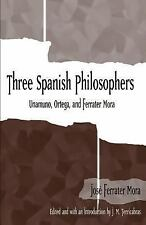 SUNY Series in Latin American and Iberian Thought and Culture: Three Spanish...