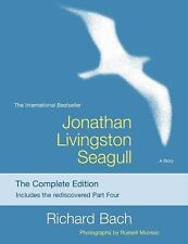 Jonathan Livingston Seagull: The Complete Edition by Bach, Richard
