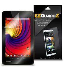 1X EZguardz LCD Screen Protector Shield HD 1X For Toshiba Excite Go AT7 Tablet