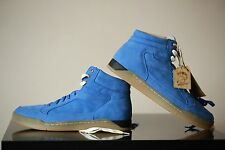 Diesel New Basket Diamond Shoes Light Blue Size UK 11 EU 46