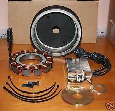 S&S Harley Motor Evo Shovelhead 32 Amp Charging System