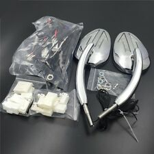 Cd Integrated LED Turn Signals Side Mirrors For Harley VRSCAW V-ROD