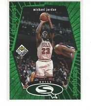 1998-99 UPPER DECK UD CHOICE BASKETBALL STARQUEST GREEN MICHAEL JORDAN #SQ30