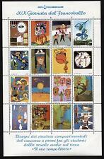 """ITALIA 1977 - Foglietto Erinnofilo """"Giornata del Francobollo"""""""