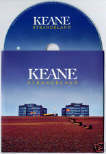 KEANE Strangeland Sampler UK 6-trk promo numbered test CD