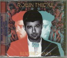 ROBIN THICKE BLURRED LINES SEALED CD NEW 2013