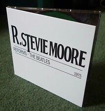 R. Stevie Moore Reforms The Beatles 1975 CD