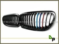 Gloss Black M Color Front Grille For BMW E90 LCI 3-Series Sedan/Wagon 09-11 Only