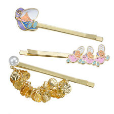 Hairpin 3p set FUN! Young Oyster Alice in Wonderland ❤ Disney Store Japan