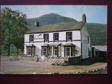 POSTCARD CUMBRIA BUTTERMERE - FISH HOTEL