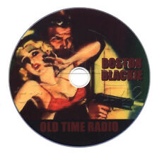 Boston Blackie - Old Time Radio (OTR) Crime / Detective / Mystery MP3 DVD