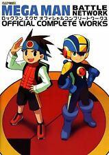 Mega Man Battle Network: Official Complete Works Artbook