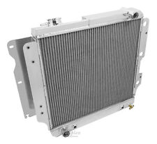 Champion Cooling DR 4 Row Radiator Will Cool Turbos, Nitrous, Superchargers.