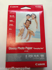 Canon GP-501 papier photo brillant, 100x150 mm, 6X4 100SH
