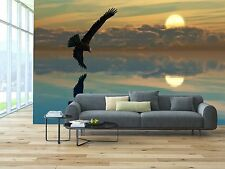 Eagle Lake Calm Mural Photo Wallpaper Decor Paper Wall Background 3D