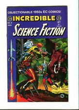 Incredible Science Fiction 9. Gemstone  1994 -Reprints '50  EC  - FN +