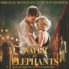 Water For Elephants 2011 by James Newton Howard Ex-library - Disc Only No Case