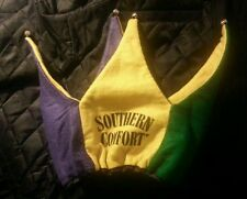 Southern Comfort Jester Hat Mardi Gras Cap Whiskey