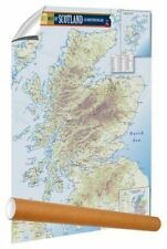 The Malt Whisky Map of Scotland and Northern Ireland 9781849341912